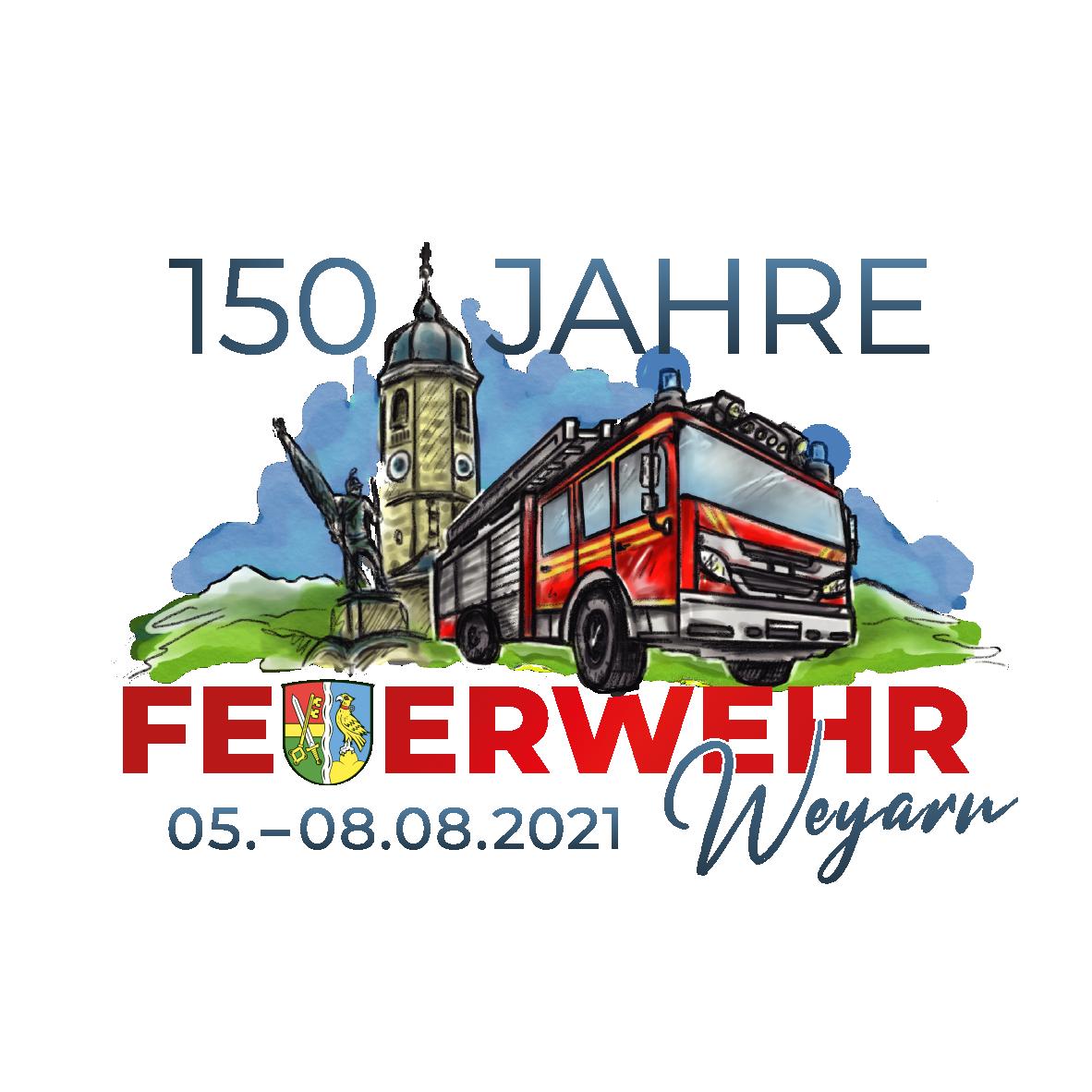 150 Jahre Feuerwehr Weyarn