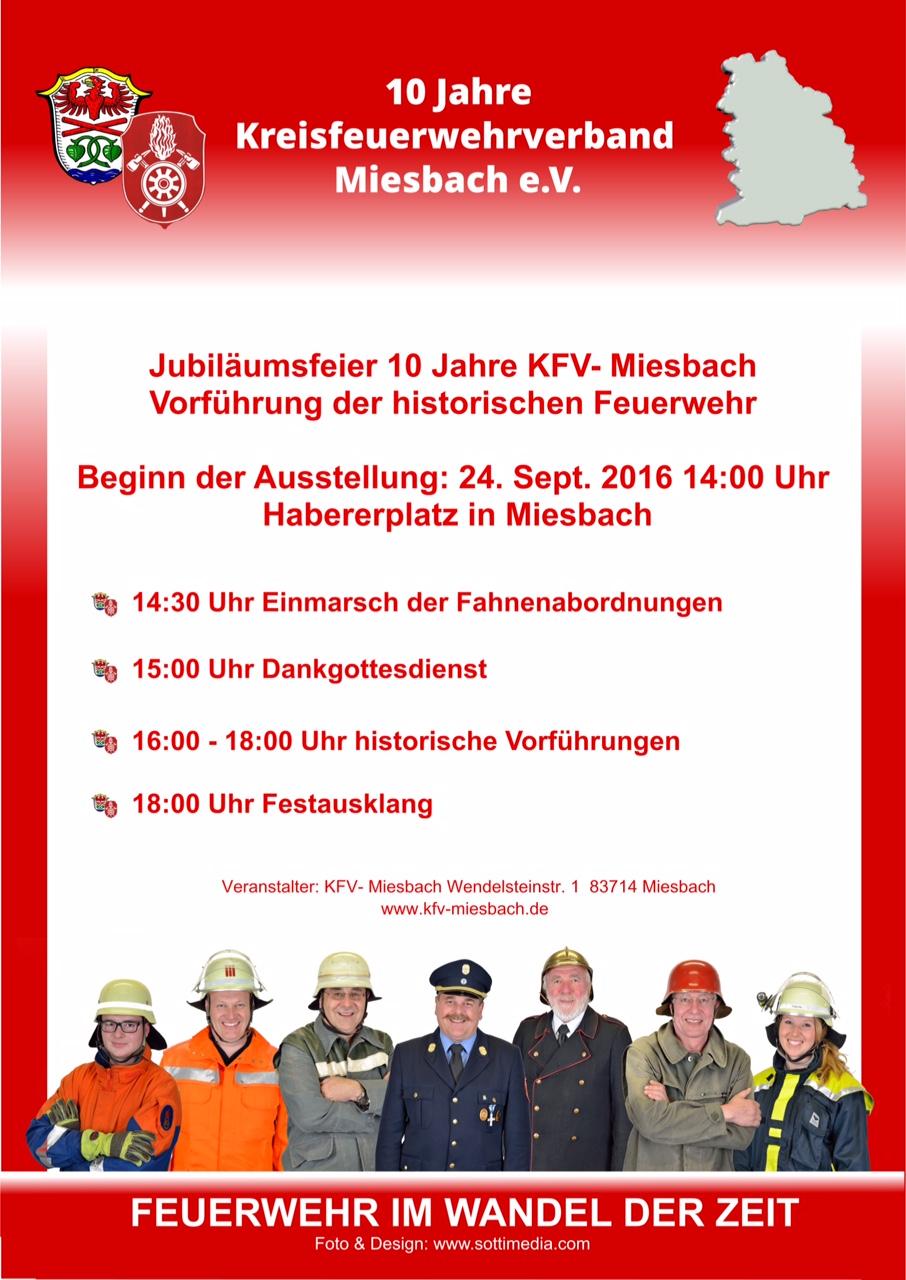 10 Jahre KFV Miesbach